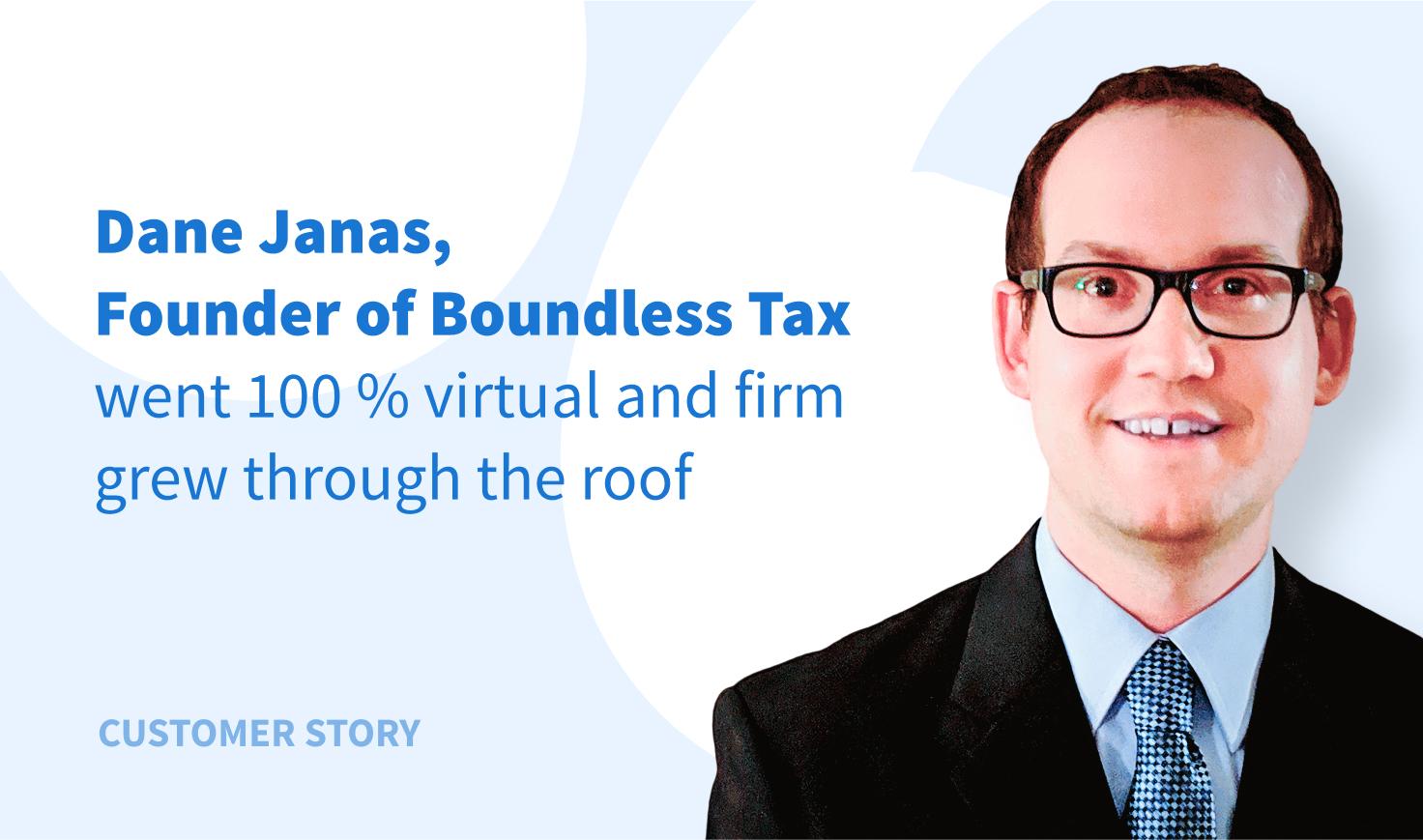 Esperienza di Boundless Tax: Come creare e far espandere il tuo studio al 100% virtuale