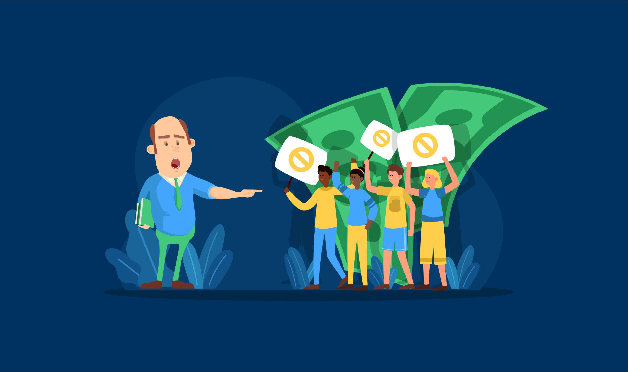 """6 Tácticas para evitar situaciones de """"Clientes que no pagan"""" una vez realizado su trabajo"""