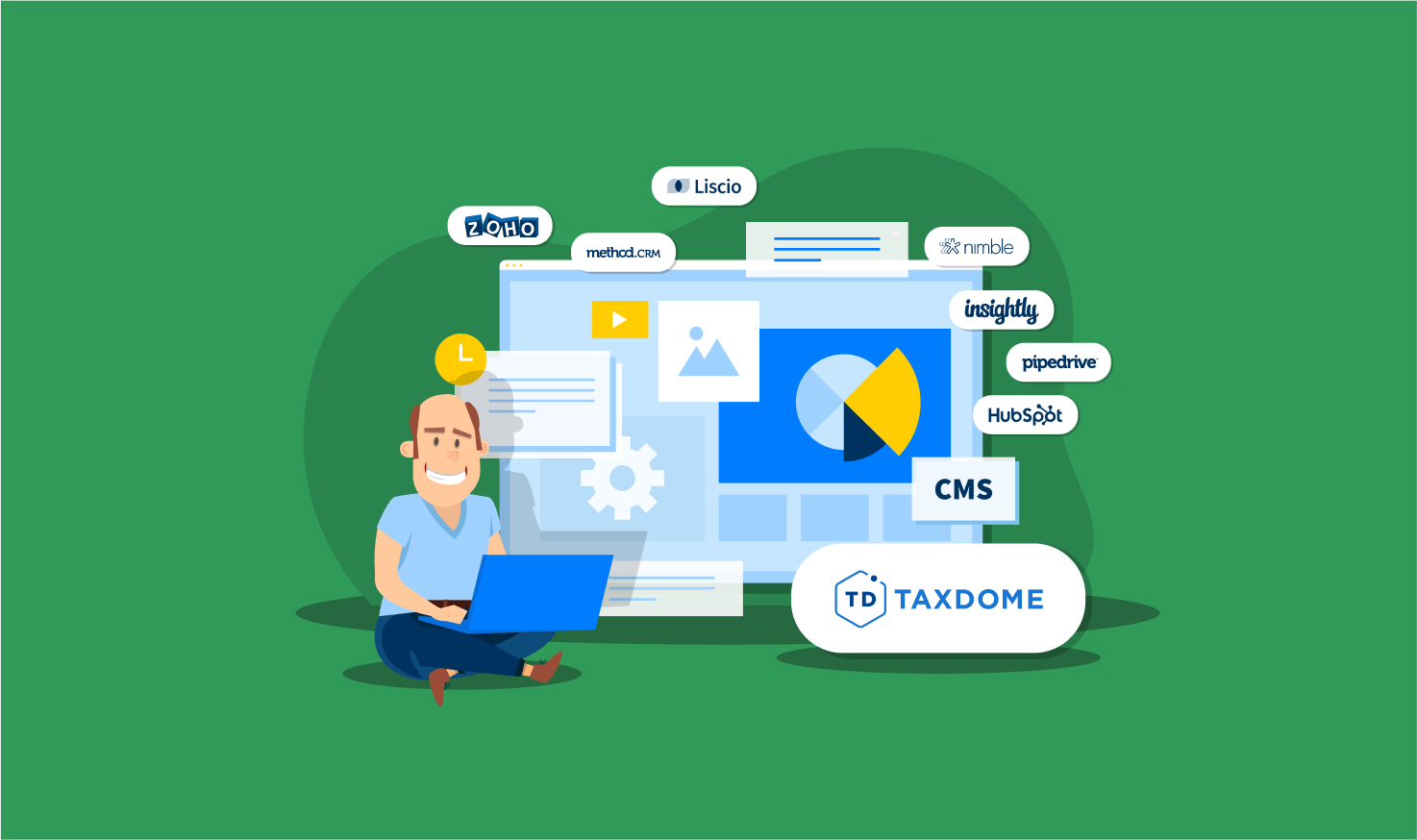 Here is the Best CRM for Tax Professionals in 2021