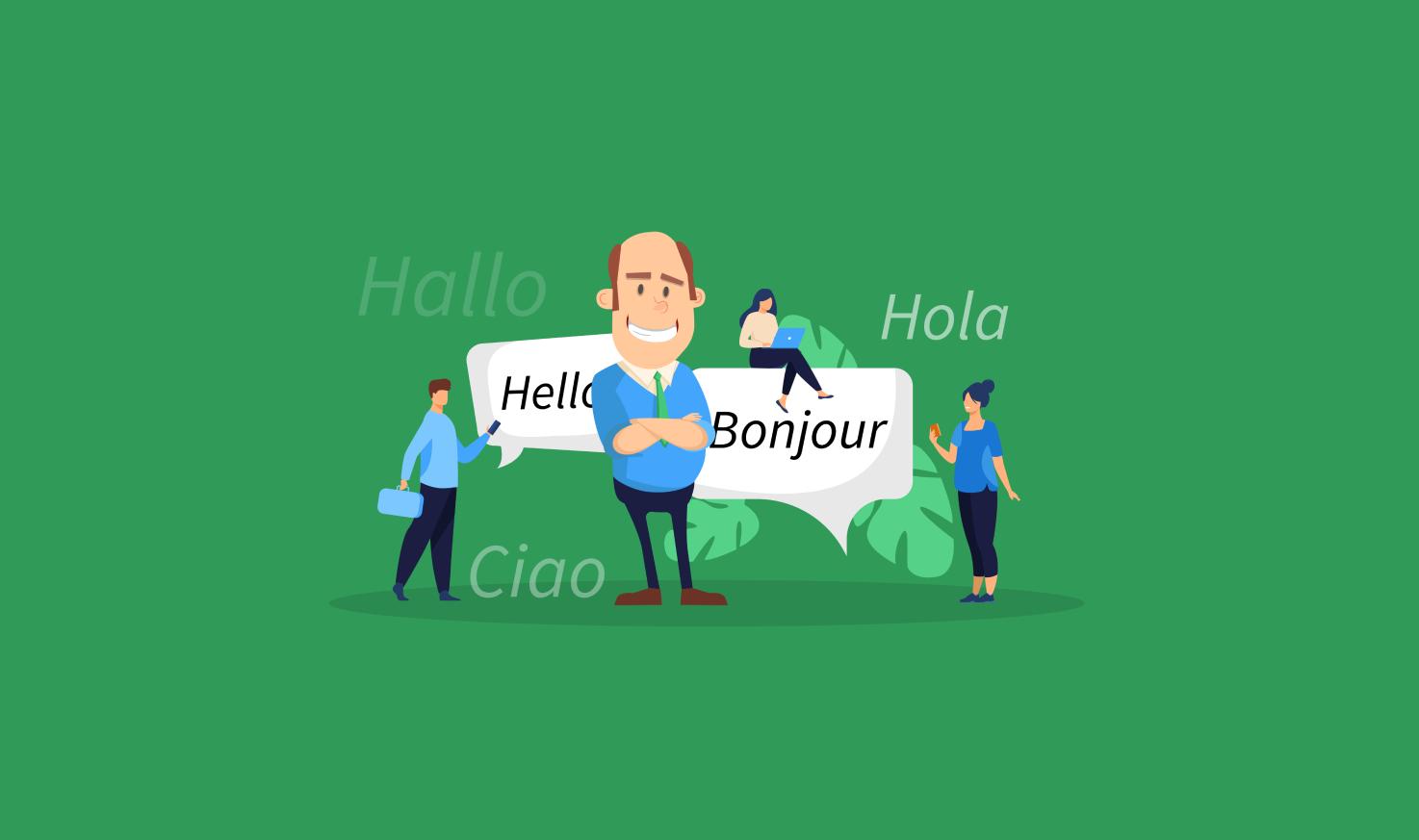 TaxDome Ondersteunt Nu Meerdere Talen