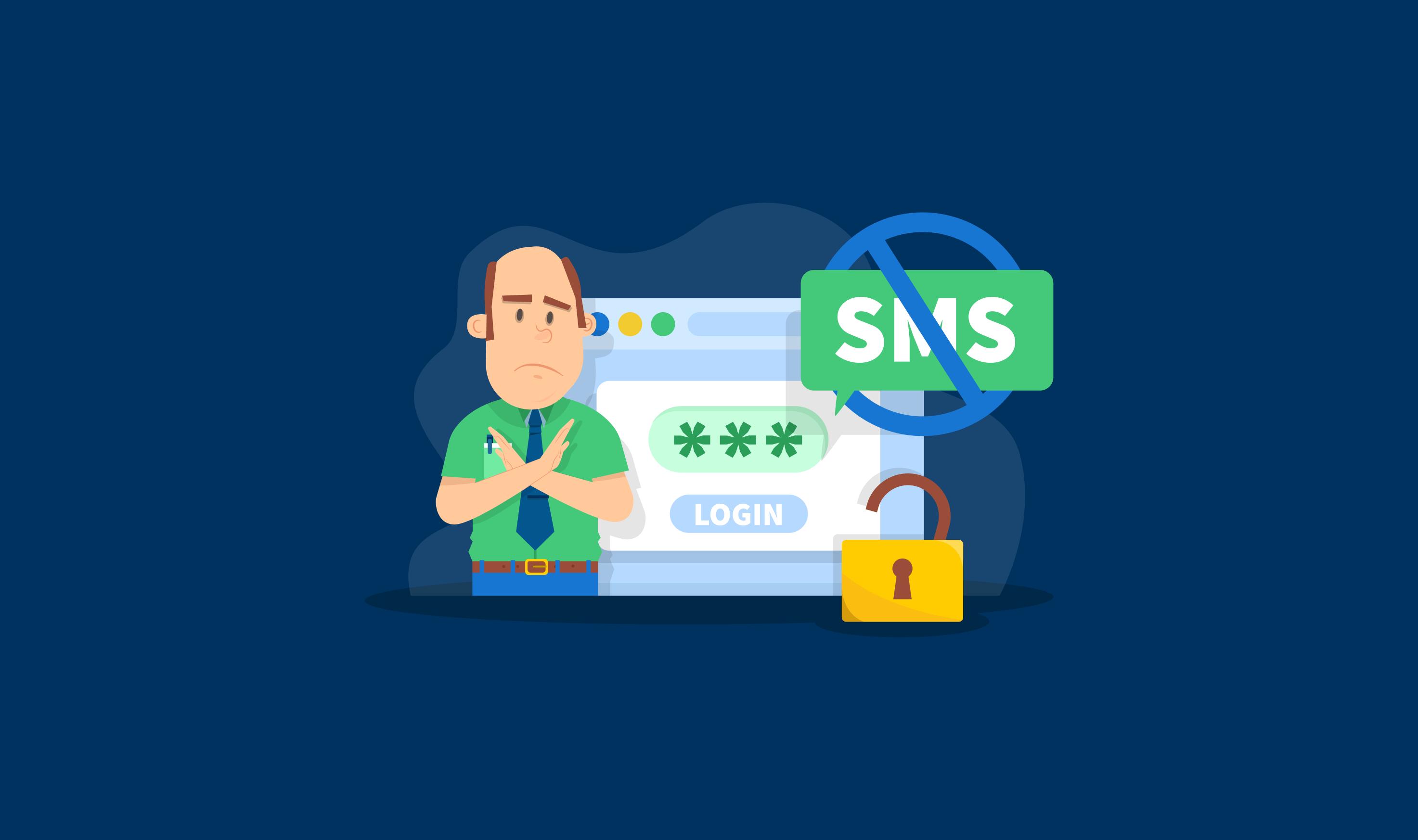 Perché la 2FA(autenticazione a due fattori) basata su SMS non è sicura e come puoi proteggere i tuoi dati con TaxDome