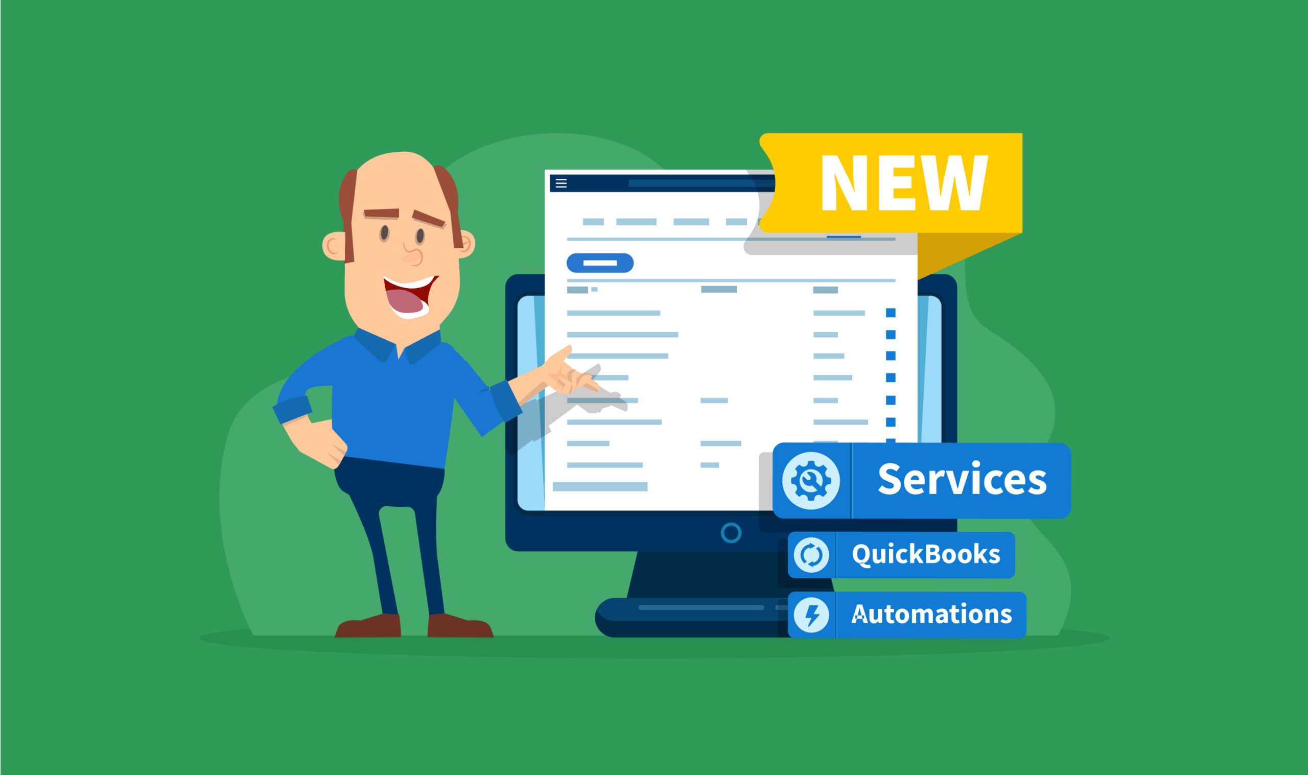 Introducing Services: Itemized Invoices and Contracts are live