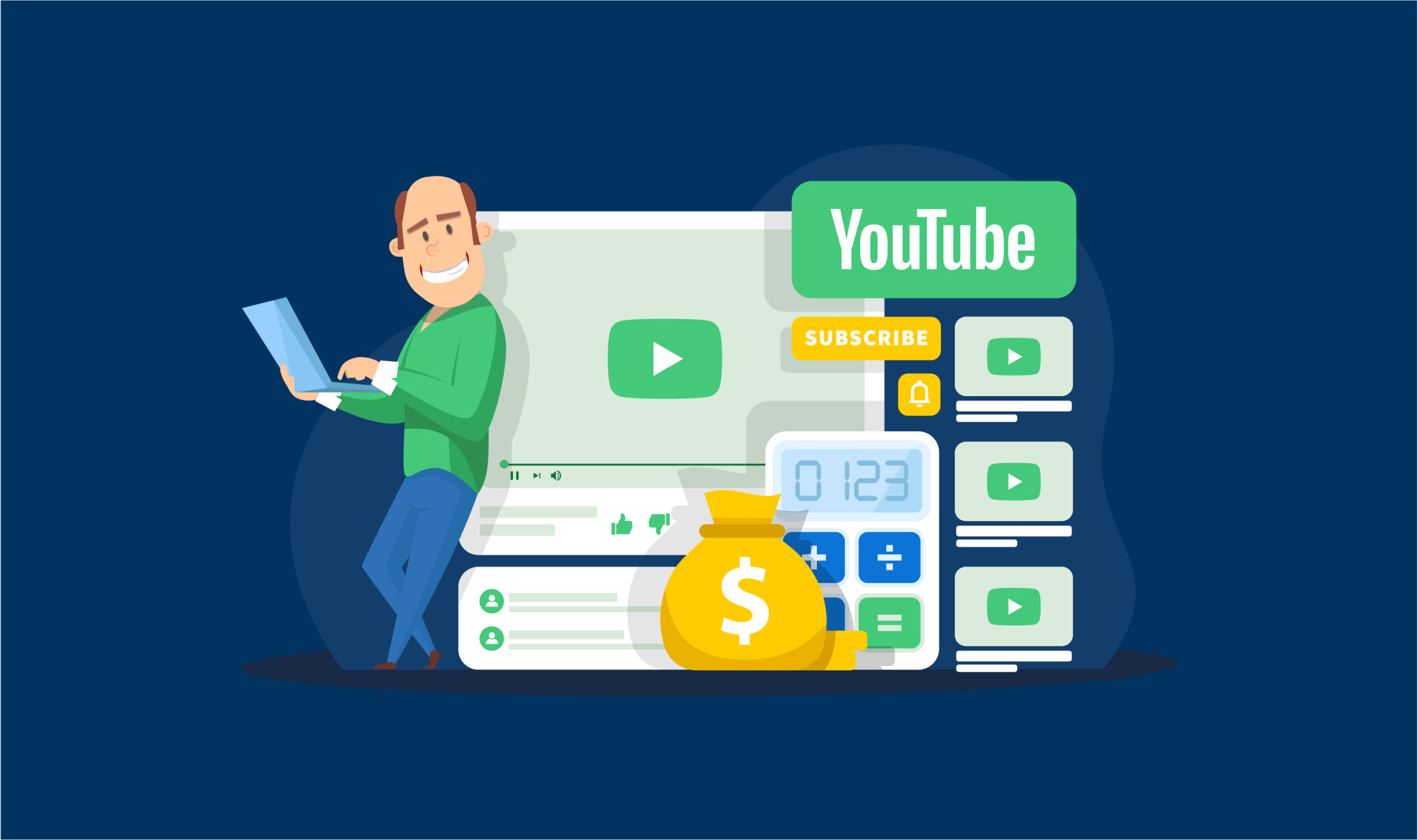 Want to Understand Accounting? Let These Accounting Youtube Channels Help You
