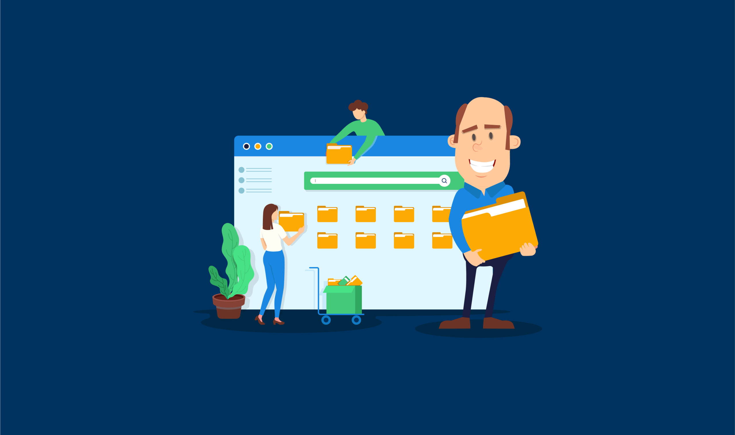 Updated Document Workflow: Organize Files & Folders in the Way It Works for Your Firm