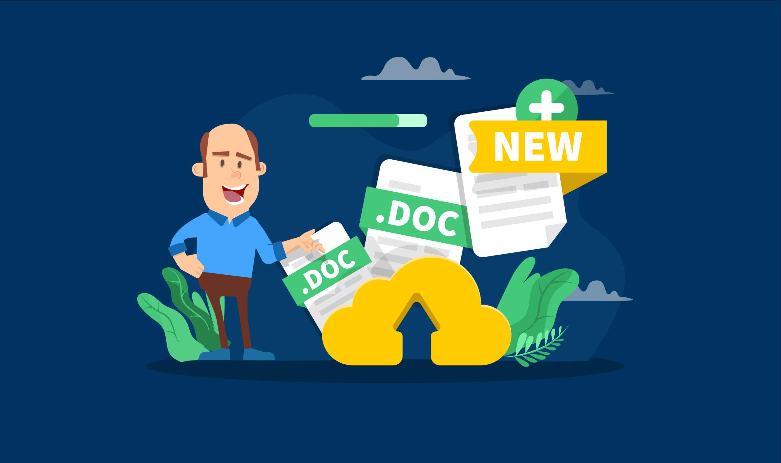 Document Upload Redesign