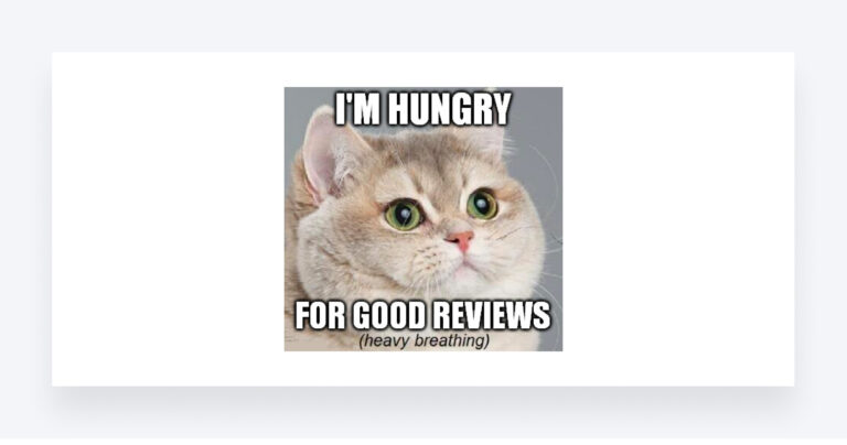 One of the good accounting practices is asking clients for review
