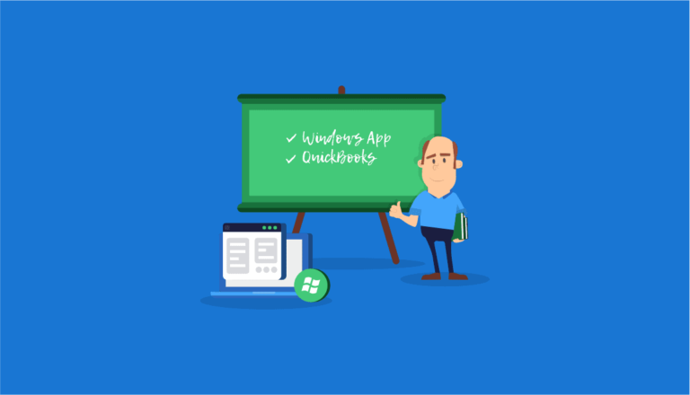 Windows App & QuickBooks Connection are Here!
