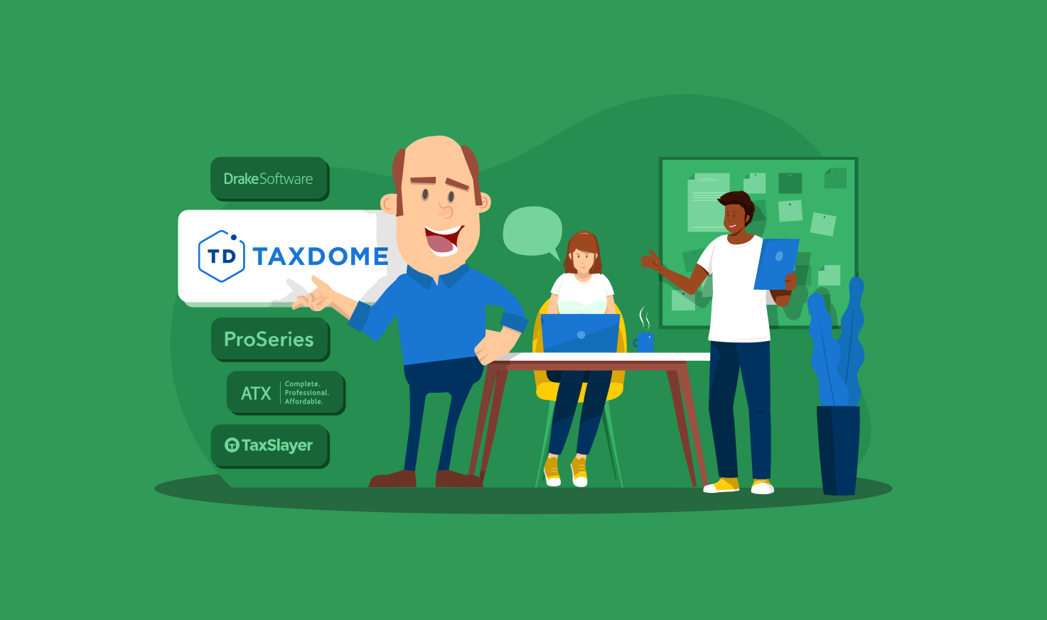 What Is the Best Tax Software for a Small Accounting Firm?