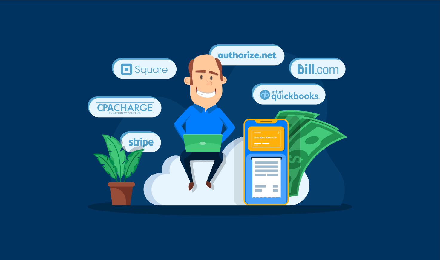 5 mejores herramientas de pago online para cobrar a los clientes contables de forma virtual