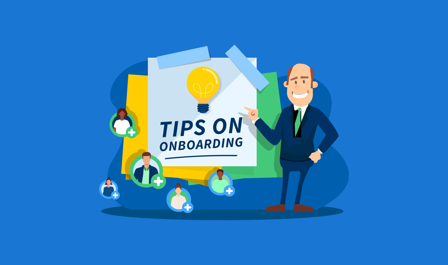 Tips on Onboarding Your New Employees